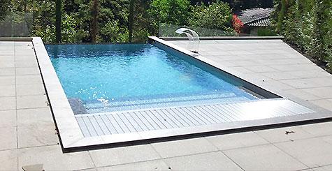 Verwirklichen Sie ihren Traum vom eigenen Schwimmbad, eigene Sauna ...