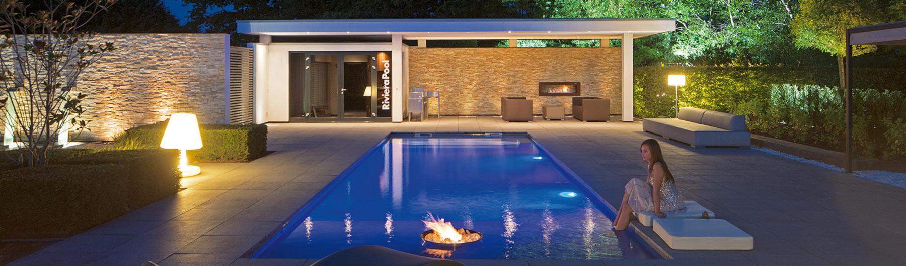 Schwimmbad bauen lassen schwimmbad im garten haus und wohnench portal fa r bauen wohnen haus - Poolbau saarland ...